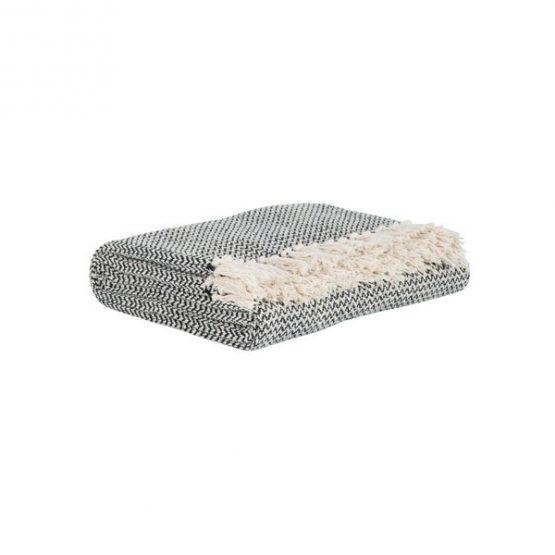 100-cotton-sofa-bed-cream-black-zigzag-pattern-throw-blanket-by-ib-laursen