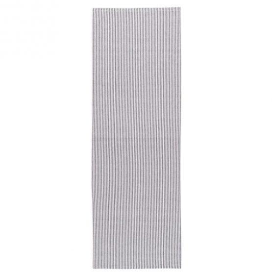 638-100-%-Cotton-Black-Stripes-Pattern-Table-Runner-by-Ib-Laursen