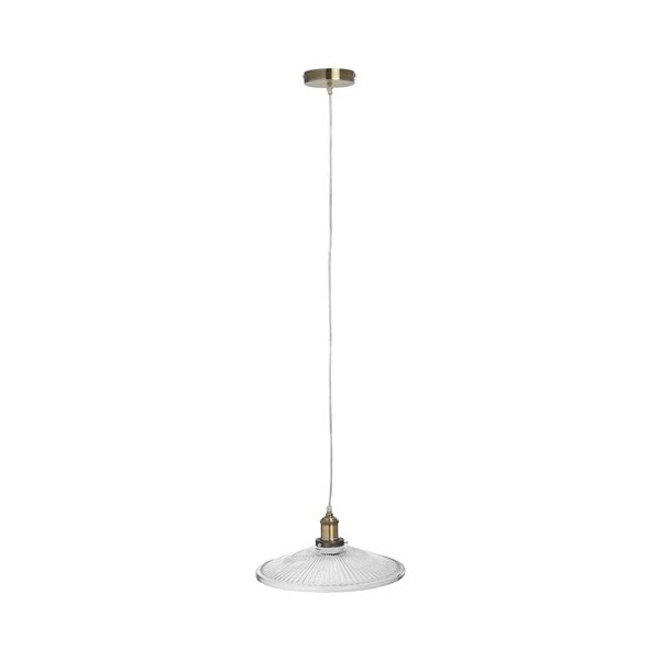 Cholet Glass Screen Ceiling Hanging Pendant Lamp By Hill