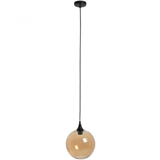 amber-bulbous-glass-screen-ceiling-hanging-pendant-lamp-by-hill-interiors