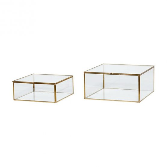 669-Decorative-Brass-and-Glass-Display-Jewellery-Trifle-Boxes-Set-of-2–Danish-Design
