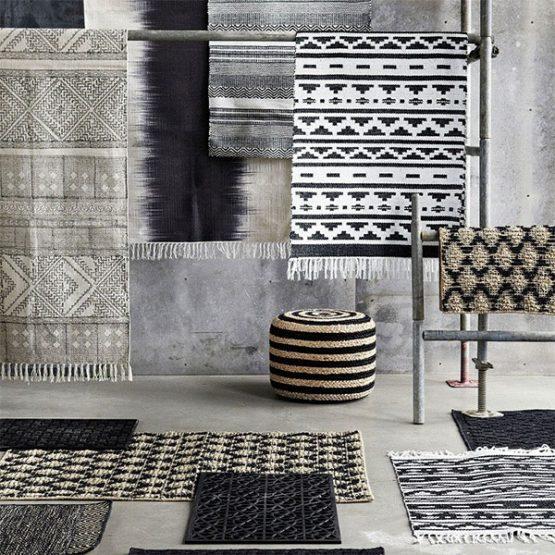 673-New-Inka-Black-White-Rug-Danish-Design-by-House-Doctor-70-x-180-cm-1