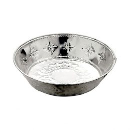 modern-design-serving-metal-silver-bowl-bloomingville