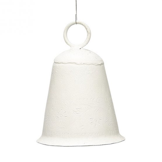 746-White-Metal-Bell-for-Hanging-Christmas-Decoration-by-Hubsch