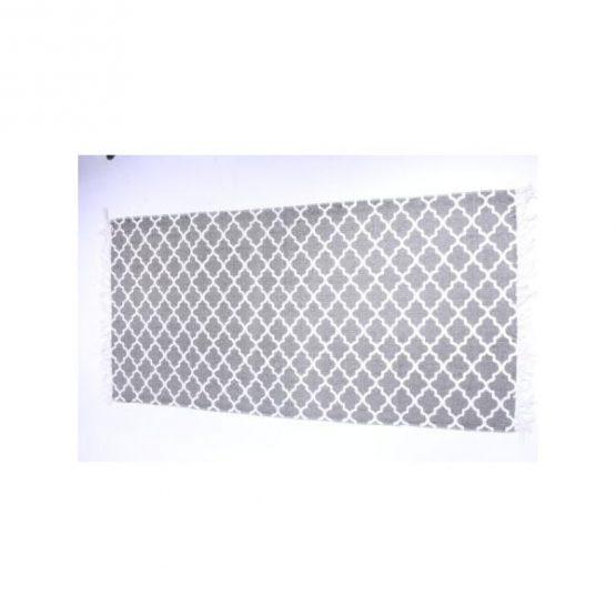755-Grey-Flatweave-Cotton-Moroccan-Pattern-Rug-65-x-135-cm