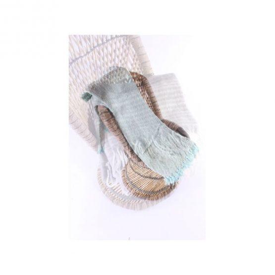 763-100-%-Cotton-Sofa-Bed-Blue-Grey-Pattern-Throw-Blanket-Plaid-125-x-150-cm