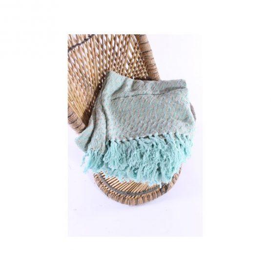 763-100-%-Cotton-Sofa-Bed-Blue-Grey-Pattern-Throw-Blanket-Plaid-125-x-150-cm1