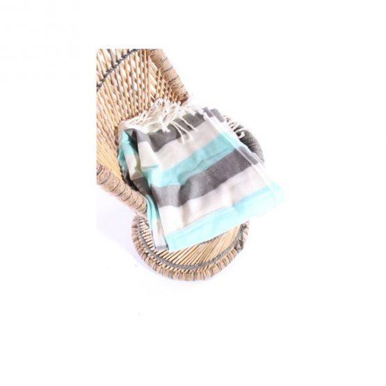765-Danish-Design-Mint-Grey-White-Sofa-Bed-Throw-Blanket-Plaid-125-x-150-cm1