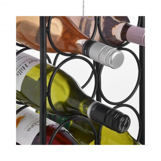 795-12-Bottle-Wrought-Iron-Standing-Black-Wine-Rack-Holder-with-Handle-by-Hill-Interiors1