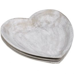 cream-stoneware-heart-display-dish-for-outdoor-indoor-23-5-cm-by-hill-interiors