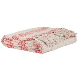 em_home-Cotton-Cream-Red-Cream-Pattern-Throw-Blanket-Ib_Laursen-textiles-homeware-decor-home-6576-00_1