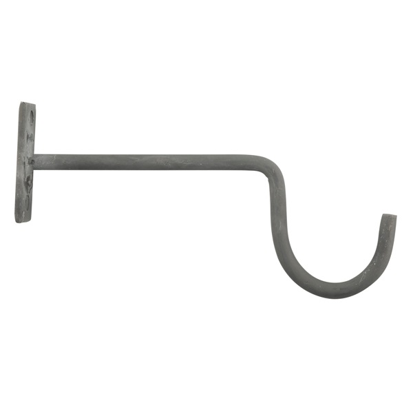 Small Grey Wall Hanger / Wall Mounted Lantern Hook by Ib Laursen