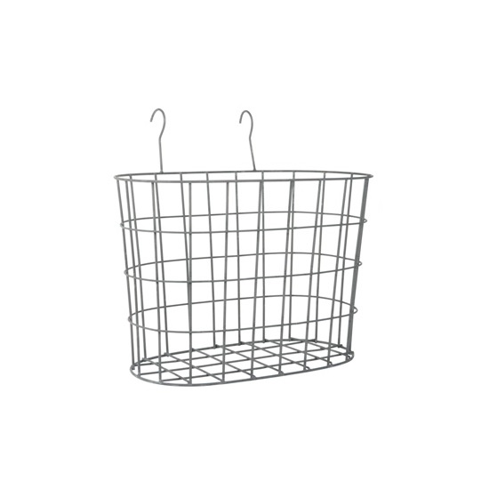 set-of-2-oval-metal-wire-hanging-window-baskets-garden-planter-by-ib-laursen