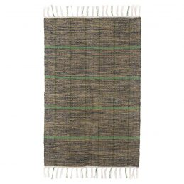 Ab0301-60x90 Rug, Green Note