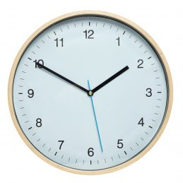 medium-round-wall-clock-with-wooden-frame-by-hubsch