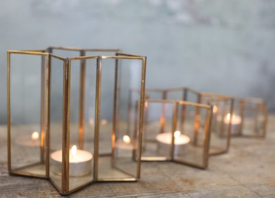 masamba-star-t-light-antique-brass-glass-lantern-tealight-pillar-candle-holder-nkuku