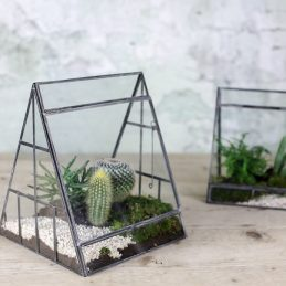 small-pasua-zinc-and-glass-pyramid-terrarium-planter-antique-by-nkuku