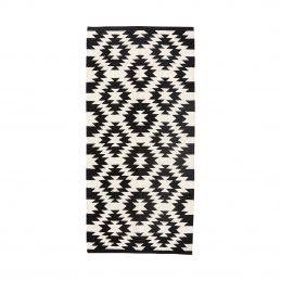 em-home-hubsch-black-rug-runner-geometric-white-pattern-large-500118