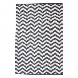 em-home-hubsch-blue-rug-chevron-white-pattern-large-500119