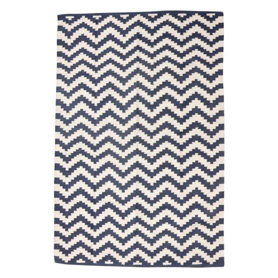 em-home-hubsch-blue-rug-chevron-white-pattern-large-500119
