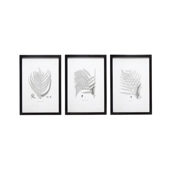 emhome-hubsch-photo-frame-picture-decor-black-white-wall-art-590201