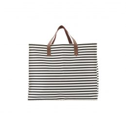 large-black-white-striped-shopper-storage-bag-by-house-doctor