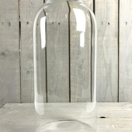 handmade-mouth-blown-clear-circular-glass-display-cloche-bell-dome-34x16-6-cm