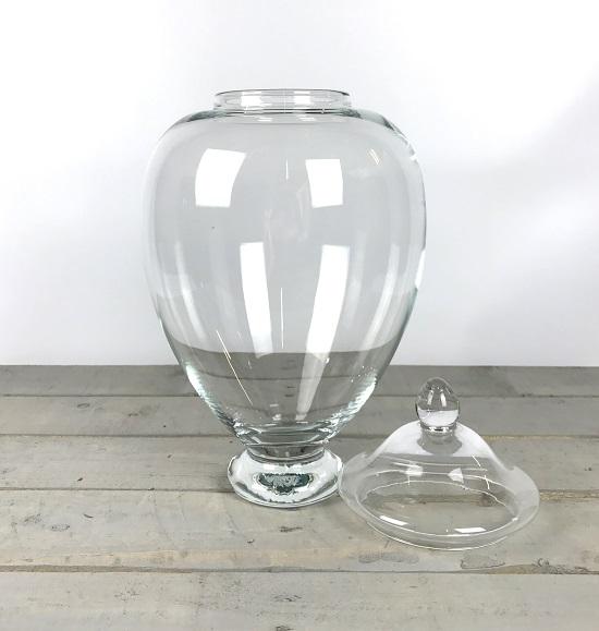 handmade-footed-glass-jar-cookie-sweet-bonbon-storage-jar-bowl-with-lid-46-cm