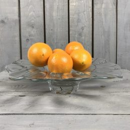 handmade-clear-glass-fruit-bowl-centerpiece-36x9-cm