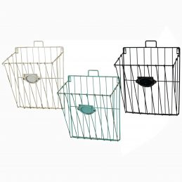 set-of-3-wall-mounted-wire-storage-baskets-mail-documents-organisers