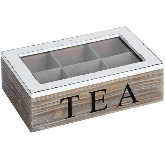 shabby-chic-rustic-wooden-tea-bag-box-with-glass-lid