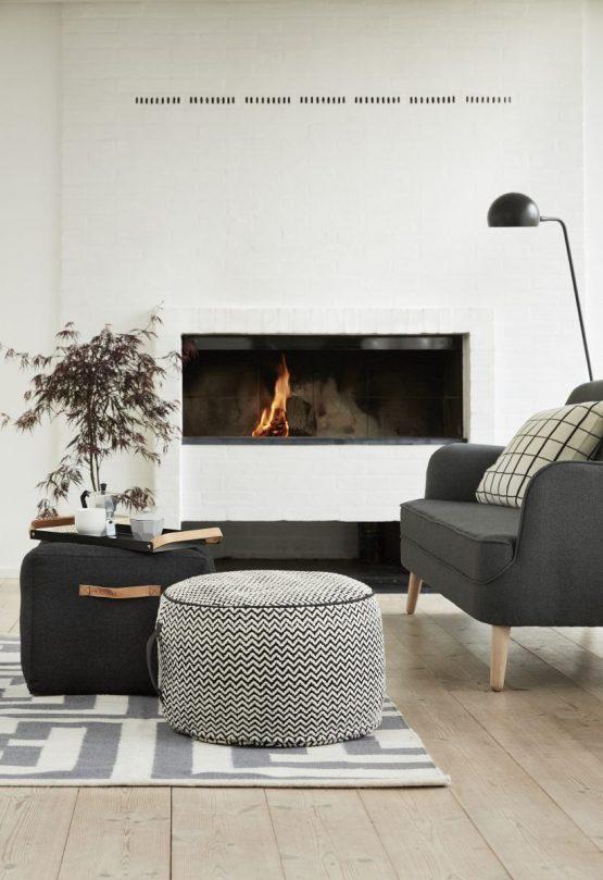 em_home-hubsch-round-grey-wool-pouf-footrest-strap-home-decor-homeware-Hub_100517_739