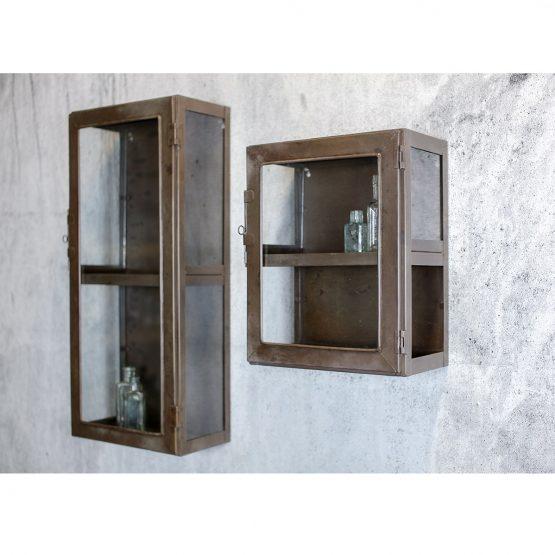 em_home-nkuku-rustic-display-cabinet-glass-door-hanging-home-decor-KC01 – 2
