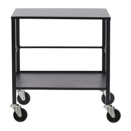 black-medium-metal-office-serving-trolley-bar-cart-by-house-doctor