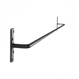 laila-industrial-wall-mount-coat-and-towel-rack-by-nkuku-90-cm