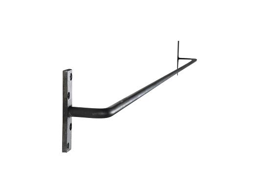 laila-industrial-wall-mount-coat-and-towel-rack-by-nkuku-90-cm