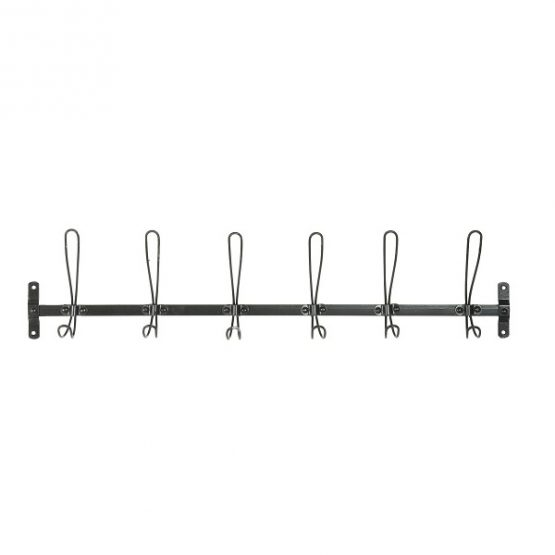 black-metal-wall-mounted-coat-rack-6-hooks-ib-laursen