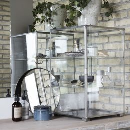 stainless-steel-storage-cabinet-with-glass-door-by-house-doctor