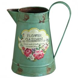 vintage-flower-garden-jug-green-originals