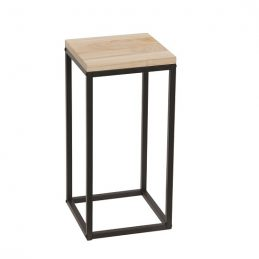 small-square-black-natural-wood-top-side-table-tobs