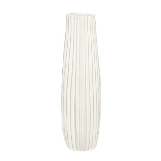 large-beautiful-ceramics-vase-white-pattern-stripes-danish-design-hubsch