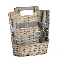 washed-grey-oval-willow-garden-basket-with-fork-and-trowel-by-hill-interiors