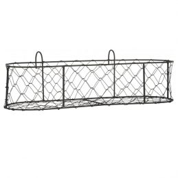 small-metal-wire-hanging-basket-pot-holder-garden-planter-ib-laursen