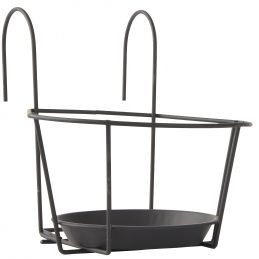black-hanging-balcony-railing-holder-1-pot-saucer-ib-laursen