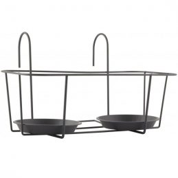 black-hanging-balcony-railing-holder-2-pots-saucer-ib-laursen-1-e1524476807253