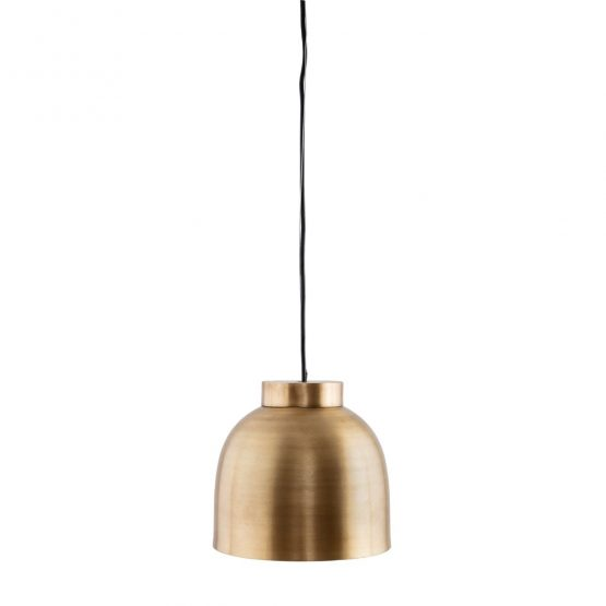 Bowl pendant light brass 22x20 cm by house doctor bowl pendant light brass o22x20 cm house doctor aloadofball Image collections