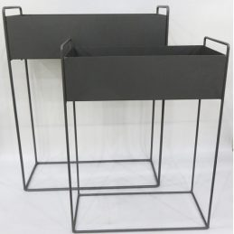 industrial-rectangle-dark-grey-metal-plant-trough-stand-tobs