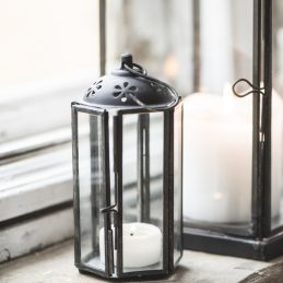 small-glass-metal-black-hanging-lantern-mini-hexagonal-by-ib-laursen