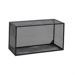 large-industrial-style-wire-box-wall-shelf-in-black-by-nordal