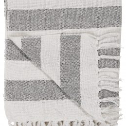 100-cotton-throw-white-with-black-stripes-blanket-by-ib-laursen